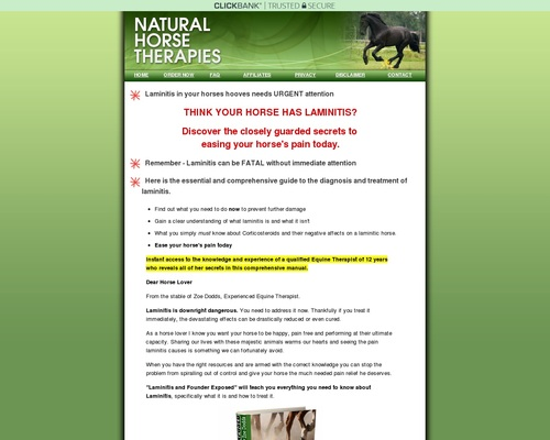 Laminitis (Founder) Advice – Symptoms and Causes and Treatment of Laminitis in horses