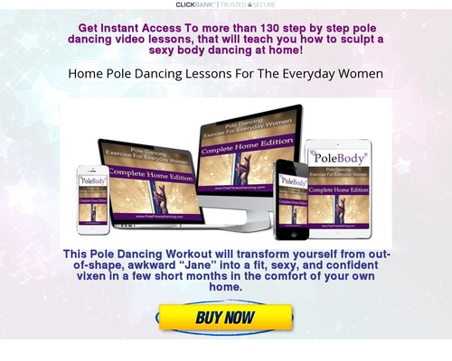 Best Online Pole Dancing Lessons For Home | The Pole Dance Fitness Oasis