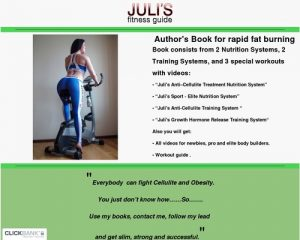 Juli's Anti Cellulite Nutrition And Training System