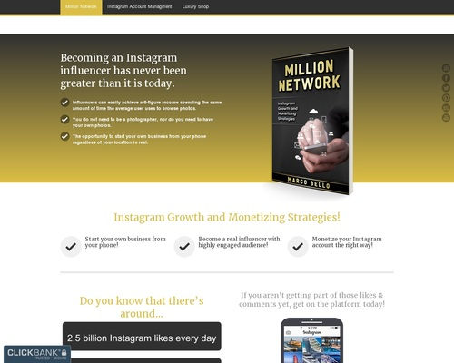 Grow Your Instagram Account – Instagram For Champions