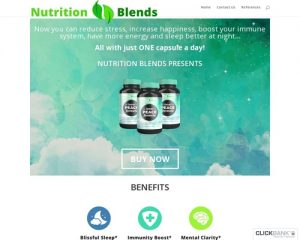 Nutrition Blends