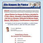 Alto Ataques De Pánico™ | El Secreto Para Tener Una Vida Libre de Pánico